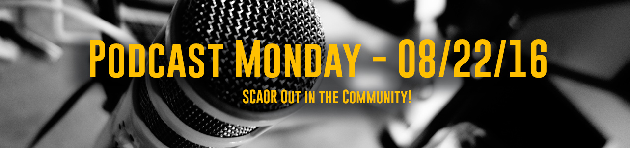 SCAOR® Out in the Community!