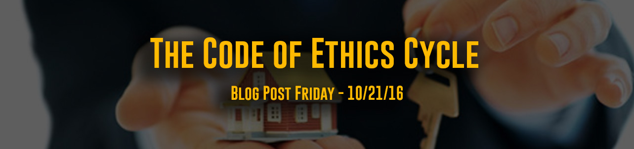 The code of ethics cycle