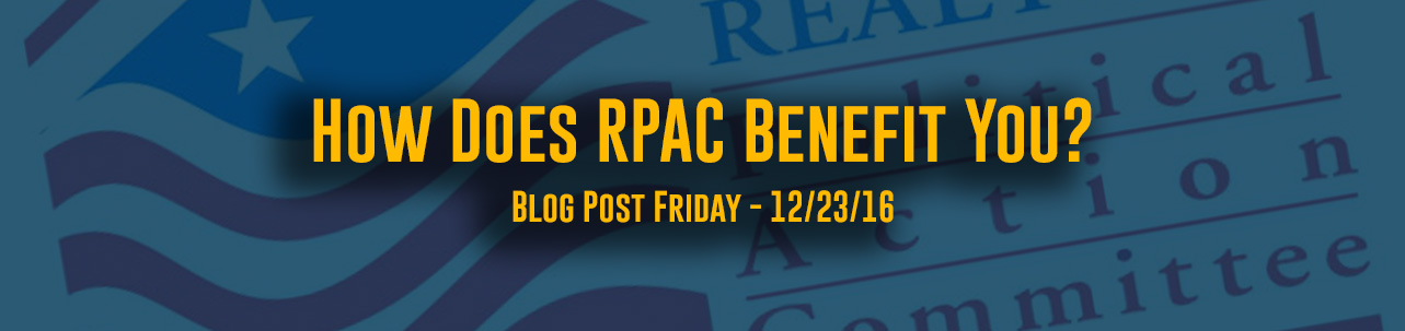 How Does RPAC Benefit You?