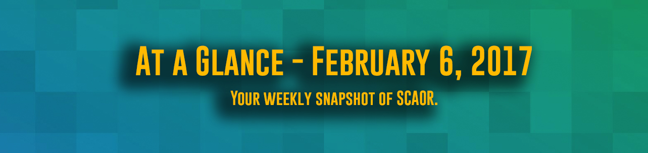 At a Glance - February 6, 2017