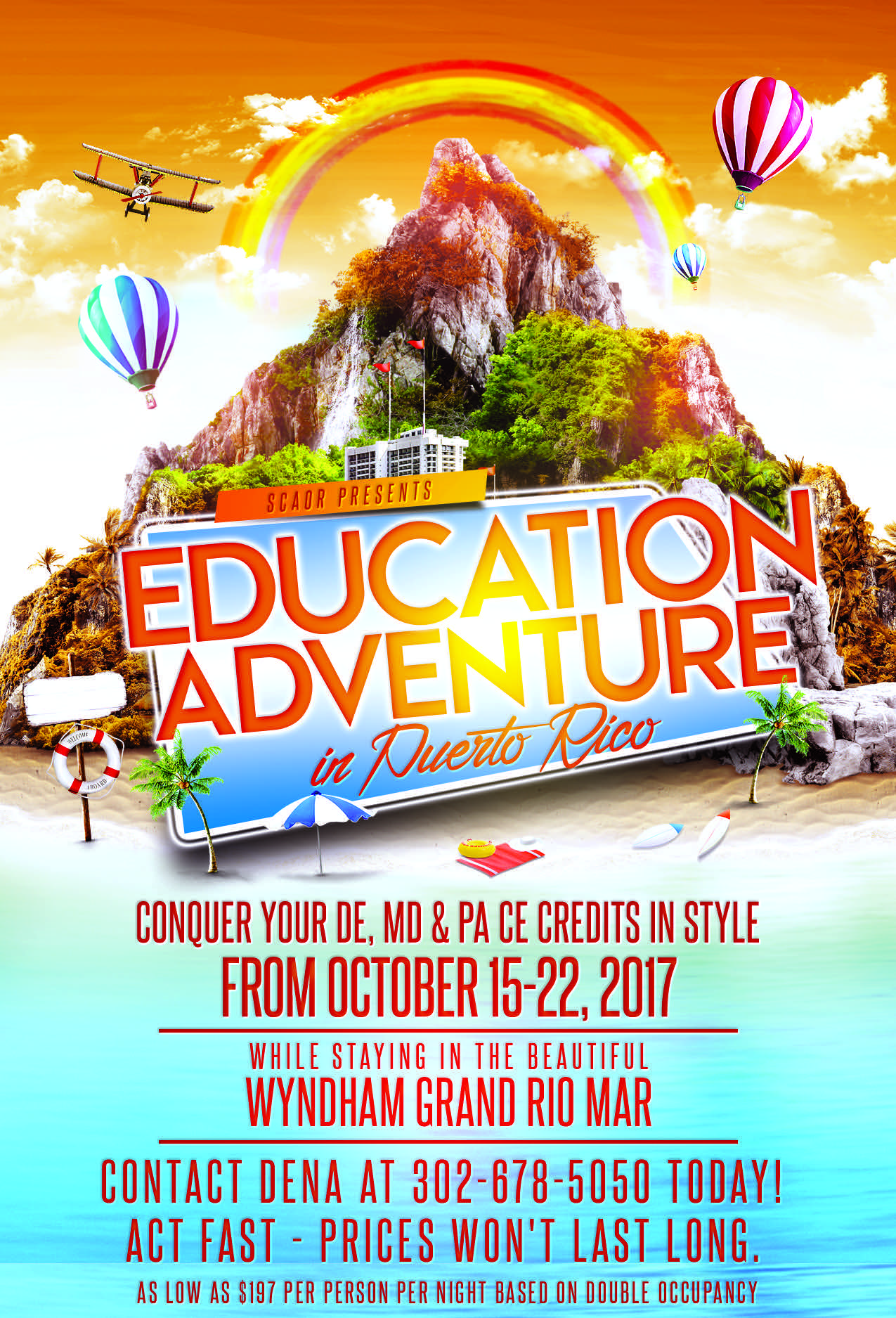 Education Adventure
