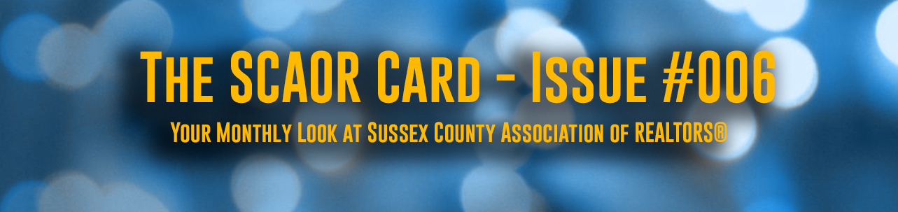 The SCAOR Card - Issue #006