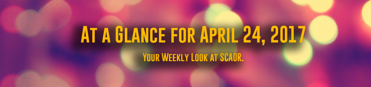 At a Glance for April 24, 2017