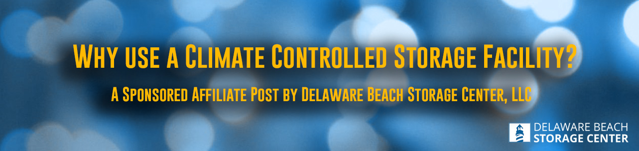 Why Use a Climate Controlled Facility? - Delaware Beach Storage