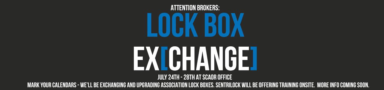 Lockbox Exchange - July 24-28