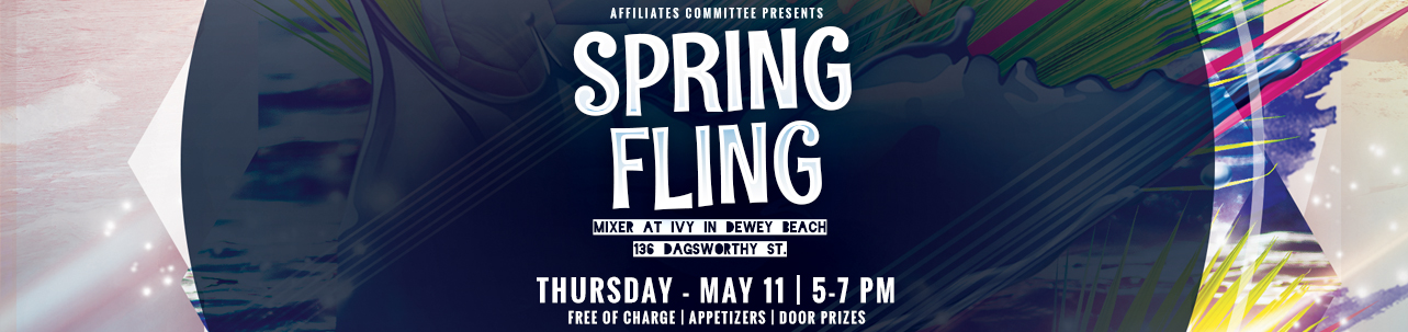 Affiliates Mixer - May 11th from 5PM - 7PM at Ivy in Dewey Beach, DE