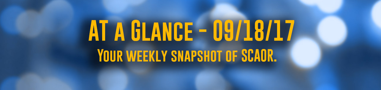 At a Glance - 09/18/17