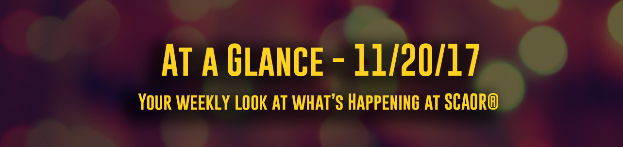 At a Glance - 11/20/17